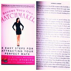 """Patti Stanger mentioned the VI Peel in her book """"Become Your Own Matchmaker"""""""