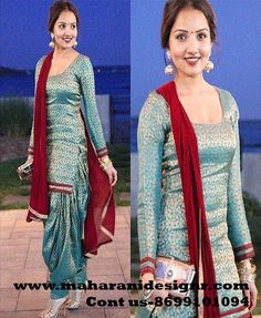 #PartywearStylishsalwarsuit #Salwarsuitdesign #LatestSalwarsuitpatterns #StylishSalwarsuitonline Maharani Designer Boutique To buy it click on this link : http://maharanidesigner.com/Anarkali-Dresses-Online/salwar-suits-online/ Rs-4800 Laces work Fabic-Brocate Fine quality fabric For any more information contact on WhatsApp or call 8699101094 Website www.maharanidesigner.com