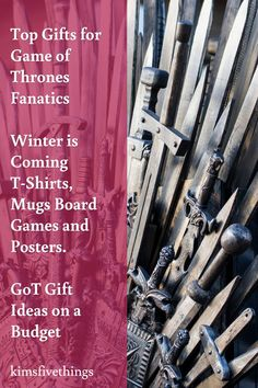 Best Gift Ideas for Game of Thrones Fans for 2020 Top 5 Christmas Gifts, Inexpensive Christmas Gifts, Xmas, Game Of Thrones Gifts, Game Of Thrones Fans, Gifts For Your Boss, Gifts For Wine Lovers, Top Gifts, Best Gifts