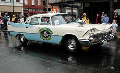 1957 Desoto, Missouri State Highway Patrol.