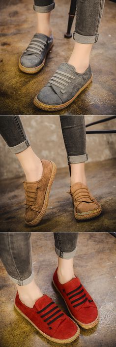 So Cute!Find diffirent kinds of shoes,boots and winter high heel on Newchic,keep yourself in warm but stylish everyday.Don't miss the big deals on Newchic.Shop with me today. Loafers Online, Shoes Sandals, Dress Shoes, Shoe Boots, Women's Boots, Cute Shoes, Me Too Shoes, Casual Shoes, Shoes Style