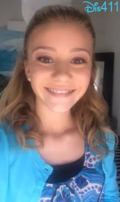 Video: G Hannelius Posted A Nice Thank You Message On Facebook July 7, 2014