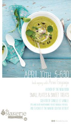 I will be signing books at Whole Foods Boulder on April 10th. Please come say hi!