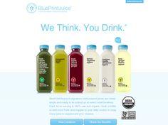 blueprint juice website
