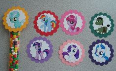 my little pony party ideas | my little pony favor idea | My Little Pony Party Ideas
