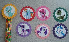 my little pony party ideas | my little pony favor idea | My Little Pony Party Ideas