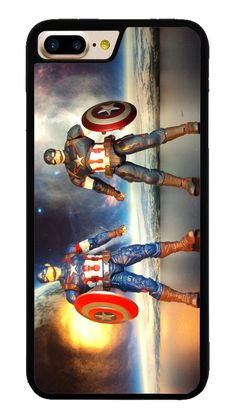 Captain America 004 for iPhone 7 Plus Case #CaptainAmerica #ranger #avangers #Marvel #iphone7plus #covercase #phonecase #cases #favella