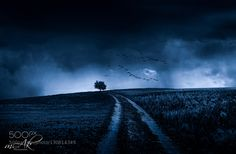 Dark Clouds by mak_photos. Please Like http://fb.me/go4photos and Follow @go4fotos Thank You. :-)