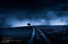 Dark Clouds by mak_photos. Please Like http://fb.me/go4photos and Follow @go4fotos Thank You. :-)