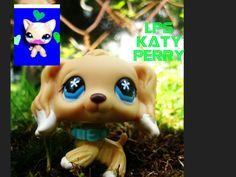 Lps Katy Puppy