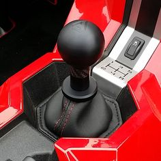 "If you're looking for a simple and easy way to dress up the interior of your Polaris Slingshot in minutes, than the Assault Industries 6061 T6 aerospace aluminum shift knob is right up your alley. This is the first aftermarket shift knob solution we've offered that does not require the use of a ""shift knob adapter"". This shift knob is anodized with a clear finish to protect it against the elements. We've also added a stylish carbon fiber trim ring to give it that race inspired look…"