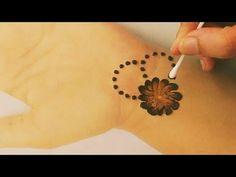 आसान मेहँदी लगाना सीखे - कॉटन बड्स से मेहँदी लगाने की ट्रिक, New Cotton Bud Mehndi Design Trick - YouTube #arabicmehndi #easymehandidesign #henna #hennamehandi #mehndihenna #mehendi #mehandidesign Latest Mehndi Designs, Mehandi Designs, Floral Shirt Dress, Mehendi, Henna, Ear, Tattoos, Smoothies, Youtube