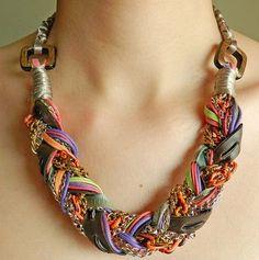 braided yarns