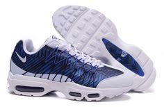 Nike Air Max 95 Men's Shoe Black Blue