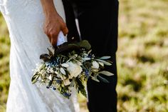Planning & Design: Frau K. heiratet  Photo: Mrs. & Mr. Green  Wedding Bouquet