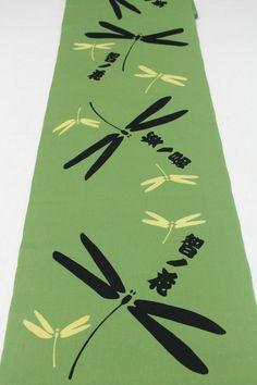 Japanese Vintage Indigo Yukata Cotton for Sumo. Full by FurugiStar
