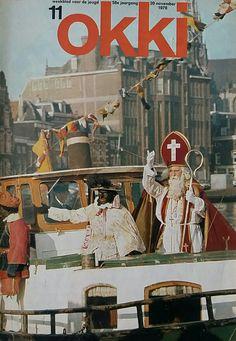 Sinterklaas 'cover' op de Okki