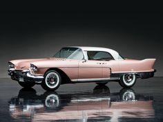 1957 Cadillac Eldorado Brougham in Code 98 Copper