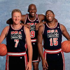 The original dream teamers