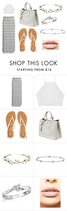 """""""Cristal"""" by gabiesteves ❤ liked on Polyvore featuring ONLY, rag & bone, Aéropostale, Prada, Cult Gaia, Blue Nile, Forzieri and LASplash"""