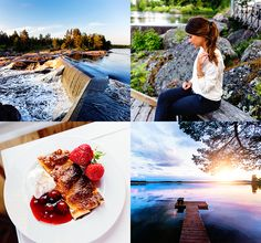 ♥ Summer house trips #Finland