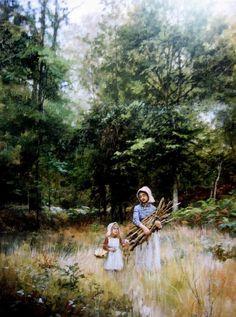 ART  (ˆ◡ˆ)❤ --Henry James Johnstone