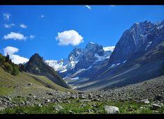 Sonamarg, near Srinagar in Kashmir