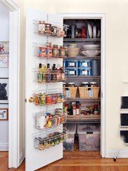 Kitchen Pantry Is One Of Those Rooms That Can Help You Maintain Cleanness  And Organization Of Your House. Weu0027ve Gathered Cool Pantry Design Ideas For  You. Part 63