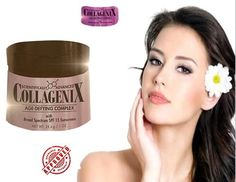 #Collagenix #cream has an edge over other creams in the market thanks to its advanced skin care technology. It features unique Qusomes delivery system that gives your skin a boost of nutrition.