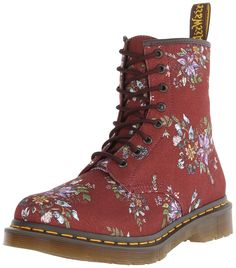 Dr. Martens Women's Castel 8 Eye Boot ** Check this awesome image  : Boots