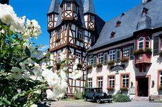 Medieval marvel that is Rudesheim - Rhine Cruises