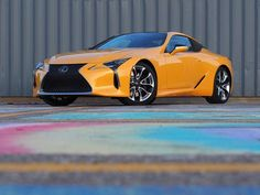 The 2020 Lexus LC 500 is a gorgeous but flawed luxury coupe - Roadshow Lexus Sports Car, Lexus Lc, Almost Perfect, Luxury Cars, Mercedes Benz, Toyota, Beast, Atlanta, Fresh
