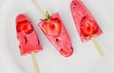 GOTUJ Z NAMI : Jogurtowe lody owocowe