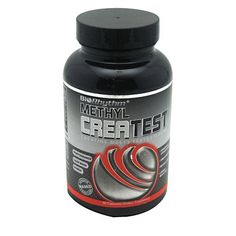 BioRhythm Methyl CreaTest  90 Capsules  30 servings *** You can find out more details at the link of the image. (This is an affiliate link) #EnduranceEnergy