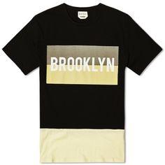 Brooklyn We Go Hard Brooklyn Tee (Black)