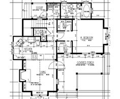 House Plan 73850 - Historic , Country , House Plan with 1260 Sq Ft, 2 Bed, 3 Bath Best House Plans, Small House Plans, Industrial Farmhouse, Modern Farmhouse, Discount Bedroom Furniture, Country Style House Plans, Cottage Plan, Cabin Homes, Historic Homes