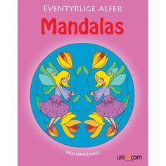 MAndalas eventyrlige ALfer - køb skønne malebøger med Eventyrlige Alfer billigt ONLINE her hos Lirum Larum Leg. Stort udvalg.