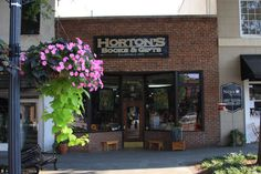 Georgia's oldest bookstore is located in Carrollton. Horton's has been in business since 1892.