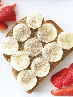 8. Sun Butter, Banana, and Chia Seed Toast http://greatist.com/eat/vegan-breakfast-recipes-you-can-make-15-minutes-or-less