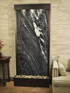 This perfect Tranquil River freestanding waterfall feature is priced to sell and in stock.  My clients say they love coming to my office now because of the wall fountain; I would seriously refer any of my closest friends to work with this company. Please visit us at http://www.waterfeaturesupply.com/waterfalls/tranquil-clear-glass-freestanding-water-feature.html to gather more information about the Tranquil River Floor Fountain.