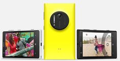 Nokia unveils Lumia 1020 Windows Phone with 41-megapixel Camera, Specifications, Features - fMobiles