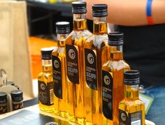 Cotswold Gold Oils, Cotswold Food and Drink Producers