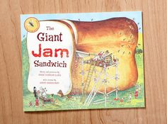 giant jam sandwich coloring pages - photo#7