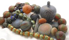 California Trade Bead - Harold Williams Cooney
