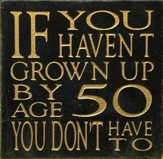 i plan to be 35 forever, no matter what my daughters' ages are. :)