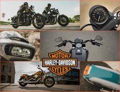 Novidades Harley-Davidson - os modelos de 2016