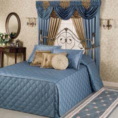 Uberlegen Color Classics(R) Oversized Fitted Bedspread