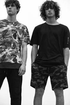 Pacific Wave - Guy Collection Summer 17  Photos by Enric Galceran  Models: Barak Shamir & Spencer James