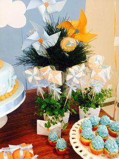 Hoje é dia de festa! Pipas no 1º aninho do Tomaz | Mami Canguru
