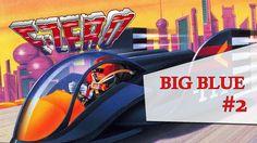 F-ZERO Level#2 Big Blue|NintendoLandia|Old Fashion Gamer|Gameplay HD